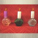 Vaporisateur de parfum vide et rechargeable 4 ml modèle coquillage