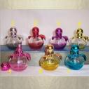 Vaporisateur de parfum vide et rechargeable 20 ml modèle pomme couleur dégradée