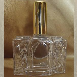 Vaporisateur de parfum vide et rechargeable corps en 3D 50 ml Vaporisateurs de parfum - Au pays des senteurs