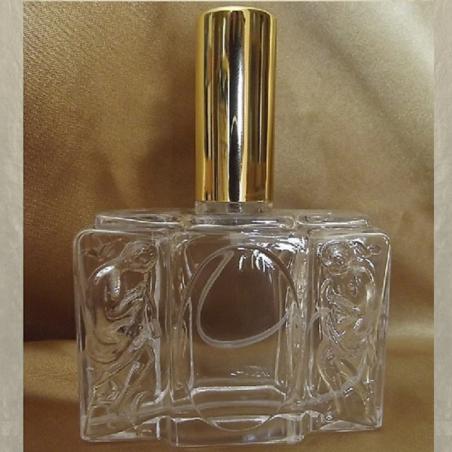 Vaporisateur de parfum vide et rechargeable corps en 3D 50 ml