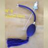 Poires de rechange pour vaporisateurs de parfum + atomiseur de parfum couleur violet bleu