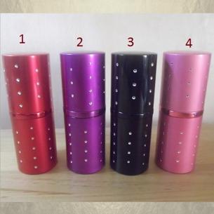 Vaporisateur de parfum en métal 32 ml vide et rechargeable De sac - de poche - Au pays des senteurs