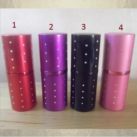 Vaporisateur de parfum en métal 32 ml vide et rechargeable