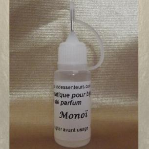 Huile aromatique pour bijoux diffuseur de parfum 12ml  - 1