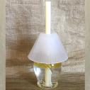 Diffuseur par capillarité bâton mèche coton enrobée parfum sans alcool 50 ml