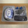 Diffuseur ioniseur purificateur d'air double parfum automatique pour huiles aromatique ou huiles essentielles emballé