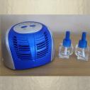 Diffuseur ioniseur purificateur d'air double parfum automatique pour huiles aromatique ou huiles essentielles