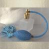 Vaporisateur de parfum poire bleu carré givré 50ml