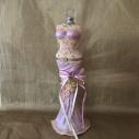 Fiole à parfum cristal, coffret à bijoux mannequin 2
