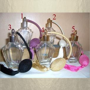 Vaporisateur de parfum poire modèle éventail 60 ml