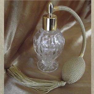 vaporisateur de parfum poire modèle boule sur pied 50 ml  - 3