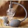 vaporisateur de parfum poire grise modèle boule sur pied 50 ml