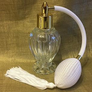 vaporisateur de parfum poire modèle boule sur pied 50 ml Vaporisateurs de parfum