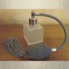 Vaporisateur de parfum poire grise carré givré 50ml
