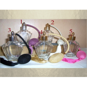 Vaporisateur de parfum poire éventail 60 ml Personnalisables - Au pays des senteurs