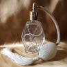 Vaporisateur de parfum poire ivoire, blanc cassé facettes 60ml