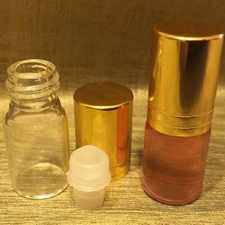 Extrait de parfum sans sans alcool pour le corps