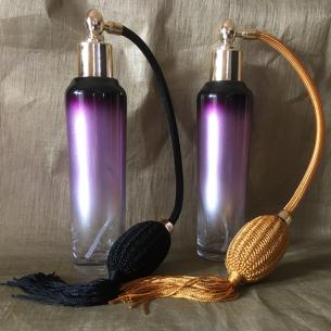 Vaporisateur de parfum 110 ml dégradé poire Personnalisables