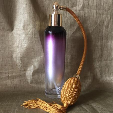 Vaporisateur de parfum 110 ml poire or bronze