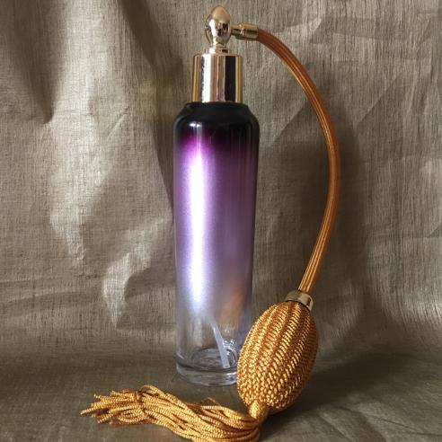 Vaporisateur de parfum vide à poire 110 ml Poire rétro longue