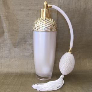 Vaporisateur de parfum vide et rechargeable plastique résine 135 ml Plastique