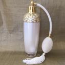 Vaporisateur de parfum poire blanche en plastique et résine 135 ml