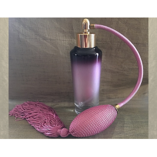 Vaporisateur de parfum poire 60 ml verre dégradé Vaporisateurs de parfum