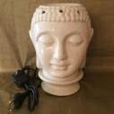 Lampe diffuseur de parfum bouddha artisanale