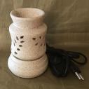 Lampe diffuseur de parfum  céramique artisanale