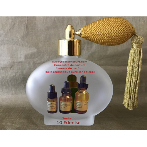 Parfum sans alcool Edenise