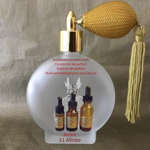Concentré de parfum essence de parfum 11 Afirste