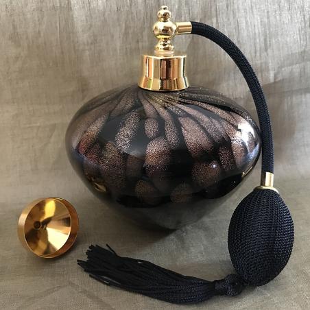 Vaporisateur de parfum poire verre artisanal de luxe 440 ml