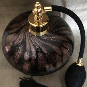 Vaporisateur de parfum poire verre artisanal de luxe 440 ml Luxe verre artisanal
