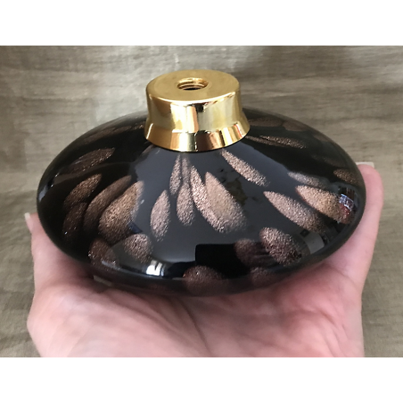 Vaporisateur de parfum poire verre artisanal 210 ml Luxe verre artisanal