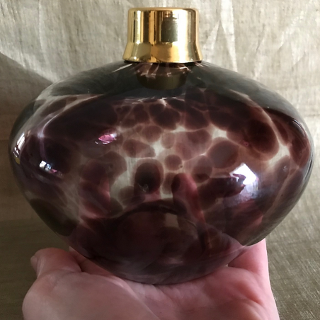 Vaporisateur de parfum poire artisanal 540 ml grande contenance Luxe verre artisanal