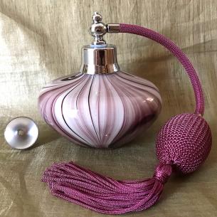 Vaporisateur de parfum poire artisanal 150 ml Luxe verre artisanal