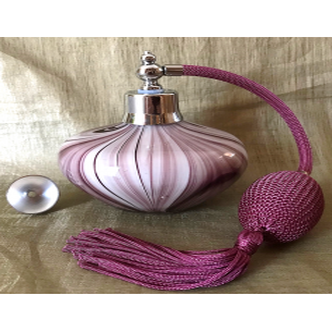 Vaporisateur de parfum poire de luxe verre artisanal 170 ml
