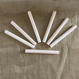 Mèche de remplacement en céramique pour diffuseur de parfum électrique 7 cm  - 1