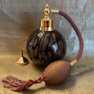 Vaporisateur de parfum poire verre artisanal 160 ml Luxe verre artisanal