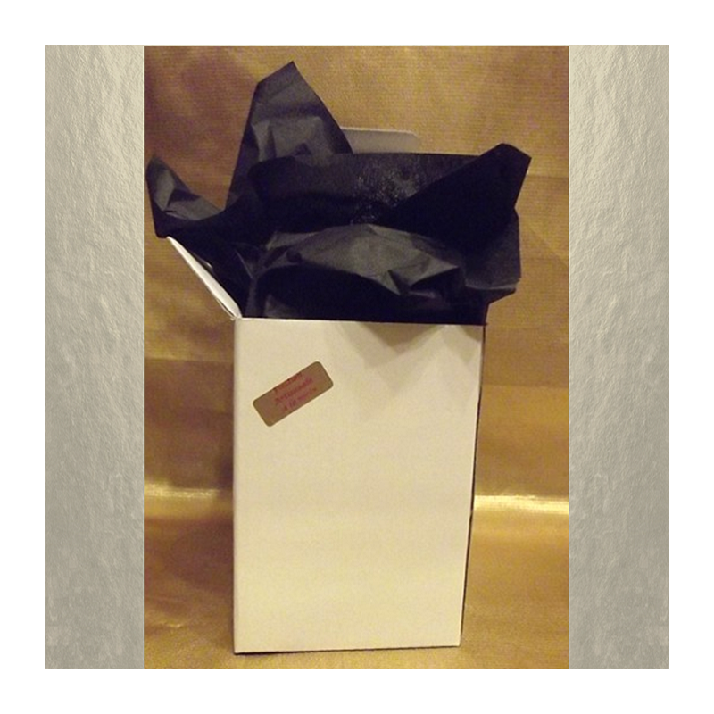 Vaporisateur de parfum poire courte de luxe en verre artisanal glacé gris anthracite vide et rechargeable 140ml Luxe verre ar...