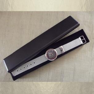 Ecrin bracelet noir, montre Boite cadeaux / coffret cadeaux/ bracelet / stylo  - 1