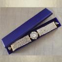 Écrin bracelet bleu, montre Boite cadeaux / coffret cadeaux/ bracelet / stylo