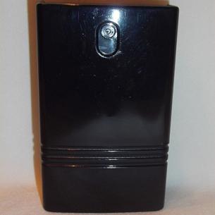 Vaporisateur de parfum vide et rechargeable en plastique 35 ml  - 1