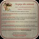Stylo applicateur de parfum artisanal Plaqué or 24K  bois de bécote