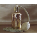 Vaporisateur de parfum poire or vide et rechargeable verre effet miroir or 100 ml Vaporisateurs de parfum - Au pays des senteurs
