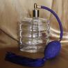 Vaporisateur de parfum poire plat spirale 110 ml vide et rechargeable