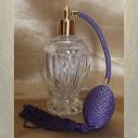 Vaporisateur de parfum poire boule sur pied 110 ml vide et rechargeable