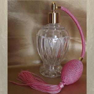 Vaporisateur de parfum poire boule sur pied 110 ml vide et rechargeable  - 5