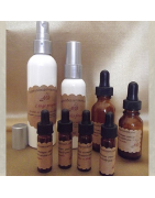 Huiles aromatiques pour le linge