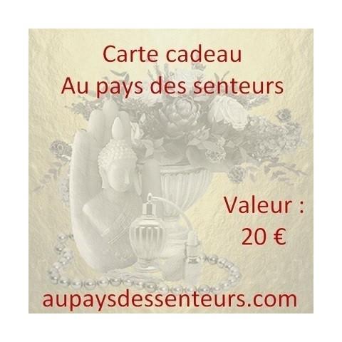 Cartes cadeaux|aupaysdessenteurs.com